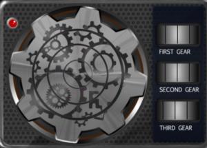 Room Break 2-4 Gear Puzzle Solution