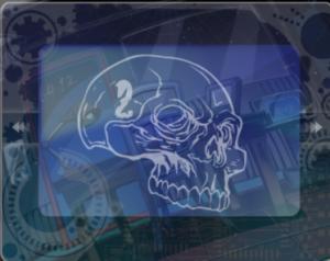 Room Break 2-4 Skull 2