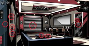 Room Break 3-5 Entertainment Room