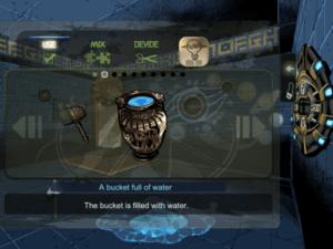 Room Break 4-3 Filled Water