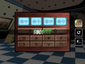 Room Break 5-2 Clue Puzzle