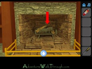 Escape If You Can Level 8 Fireplace2