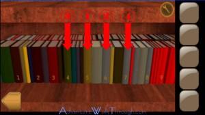 You Must Escape Level 13 Bookshelf1