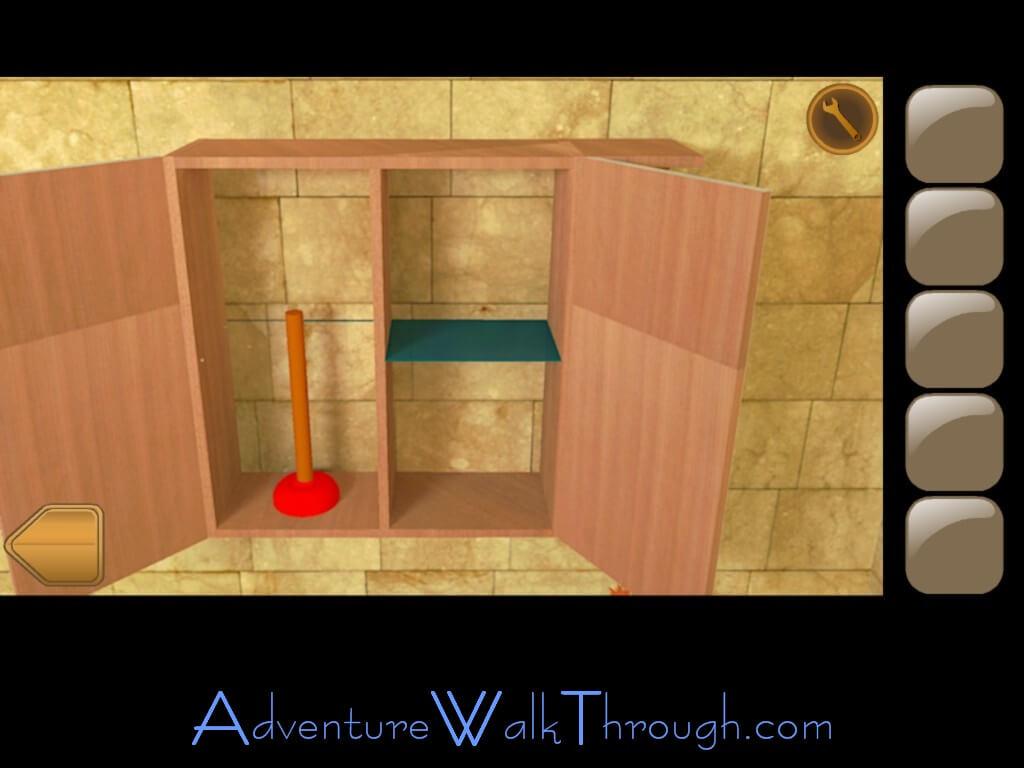 Level 2 Bathroom Escape