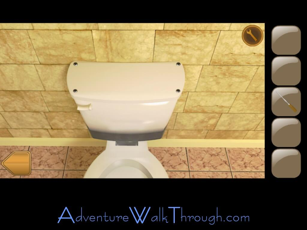 Escape The Bathroom Level 4 level 2: bathroom escape