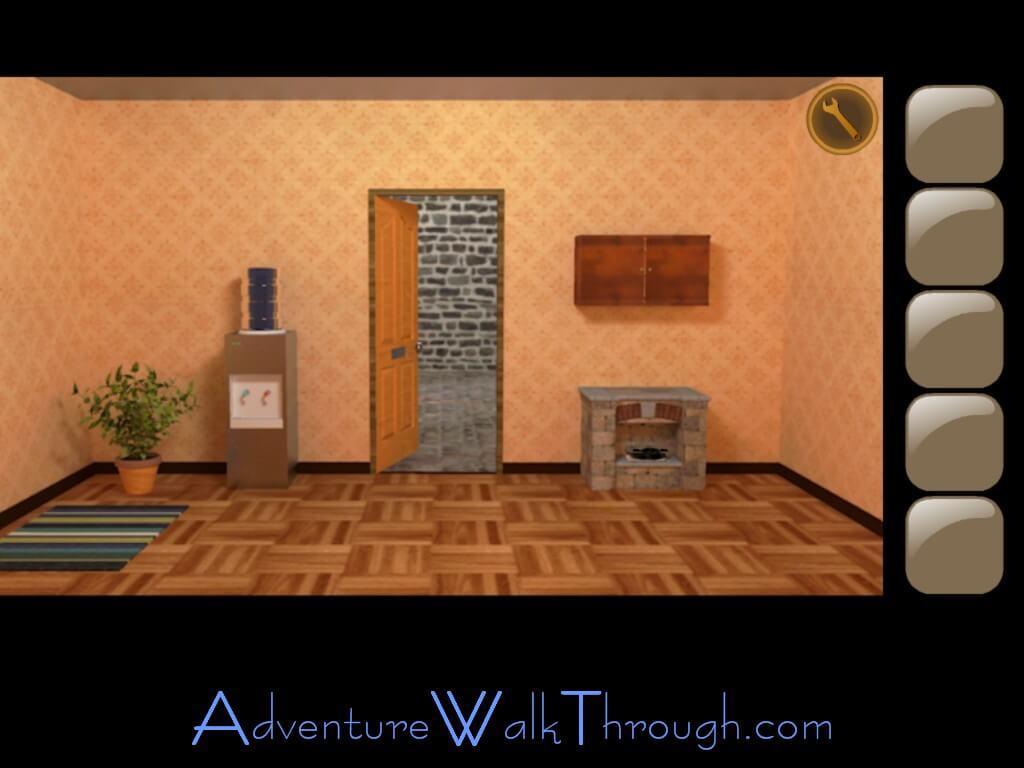Dark Candle Room Escape Walkthrough