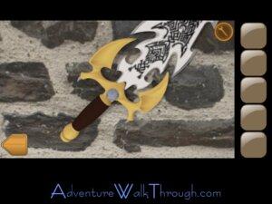 You Must Escape Level 5 Sword1