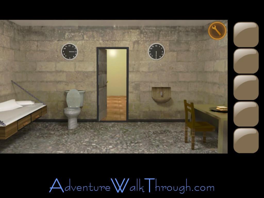 Level 6 prison room escape for Small room escape 6 walkthrough