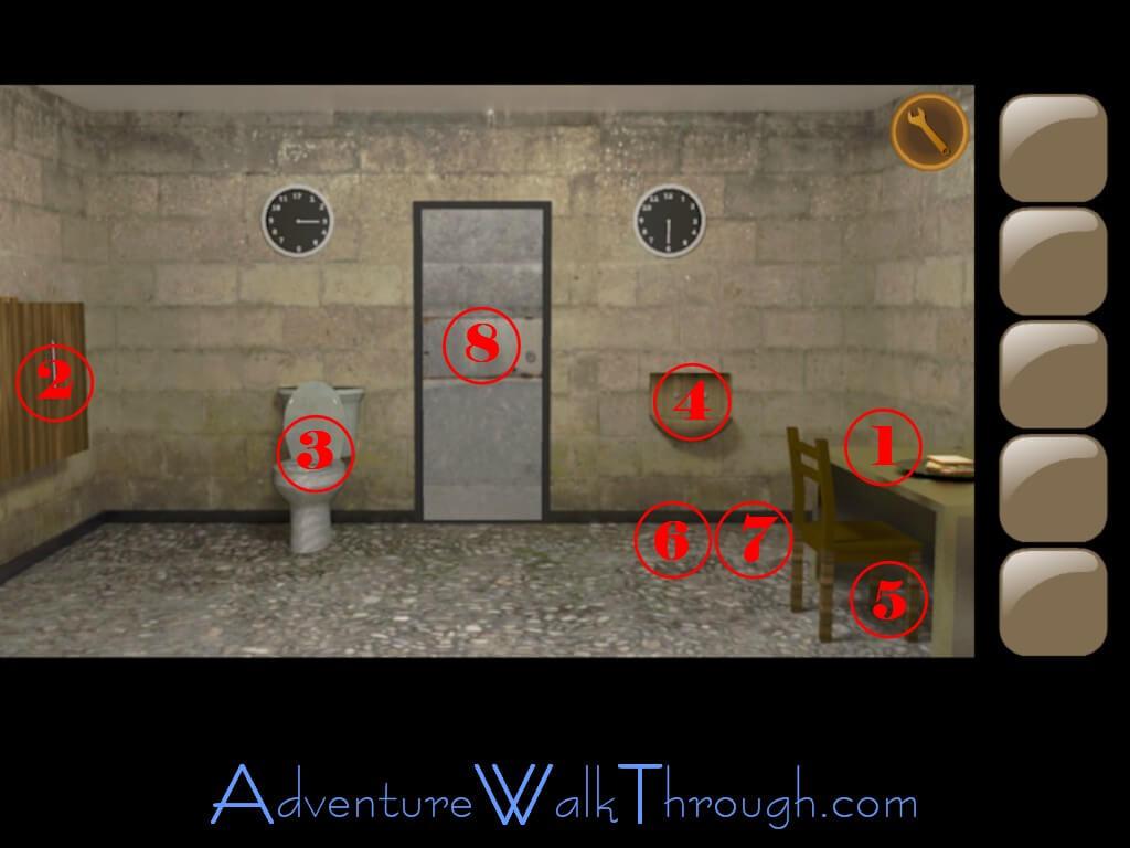 U Must Escape Index