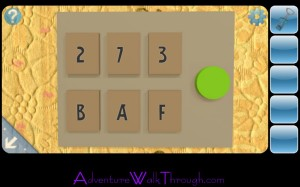 Can You Escape Level2 Keypad