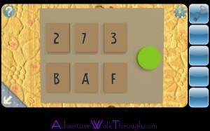Can You Escape Level2 Keypad