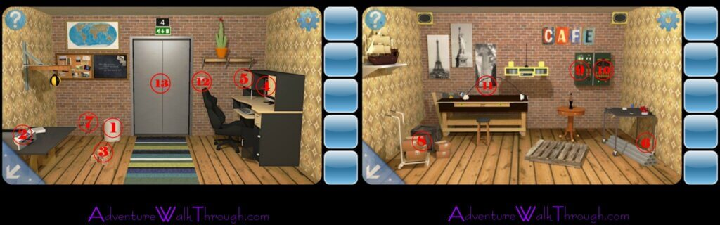 Can You Escape Level4