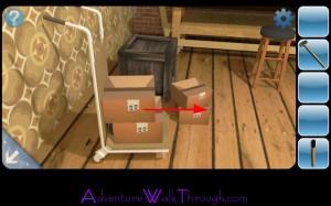 Can You Escape Level4 Move Boxes