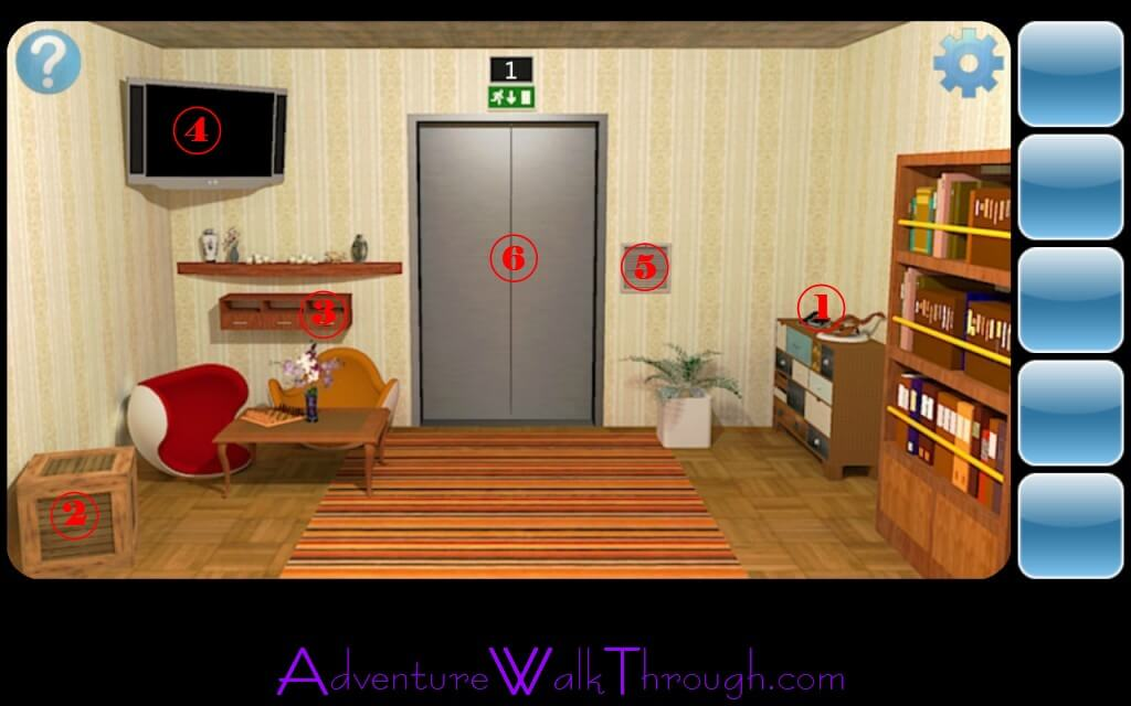 Can You Escape The  Room Game Level