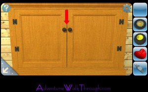Can You Escape2 Level6 Cabinet Door