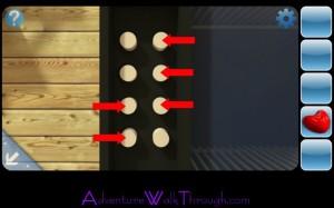 Can You Escape2 Level6 Refrigerator Door