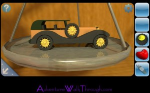 Can You Escape2 Level6 Toy Antique Car