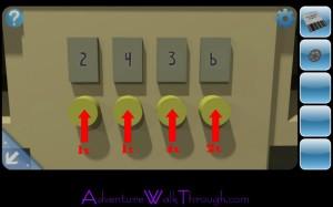 Can You Escape2 Level8 enter code