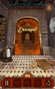 Escape Action Level 32 Escaped