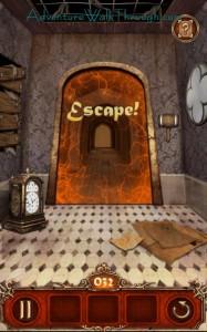 Escape Action Level 32 Escaped