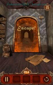 Escape Action Level 34 Escaped