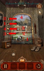 Escape Action Level 38 Clue Solution
