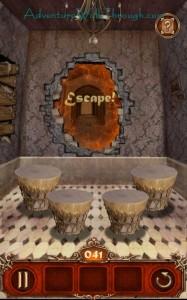 Escape Action Level 41 Escaped