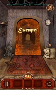 Escape Action Level 42 Escaped