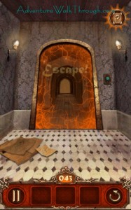 Escape Action Level 43 Escaped