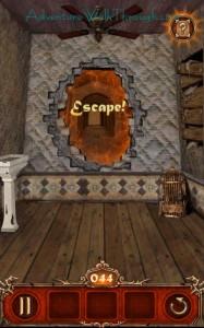 Escape Action Level 44 Escaped