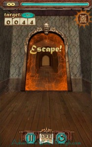 Escape Action Level 45 Escaped