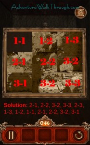 Escape Action Level 46 Puzzle