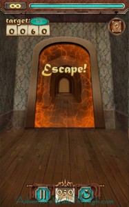 Escape Action Level 50 Escaped