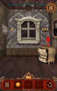 Escape Action Level 51 Cabinet Lift