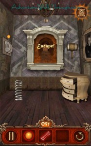 Escape Action Level 51 Escaped