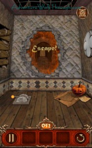 Escape Action Level 52 Escaped
