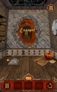 Escape Action Level 52 Escaped