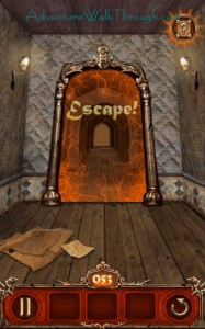 Escape Action Level 53 Escaped