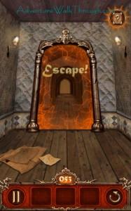 Escape Action Level 53 Escaped