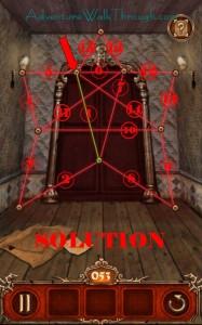 Escape Action Level 53 Solution