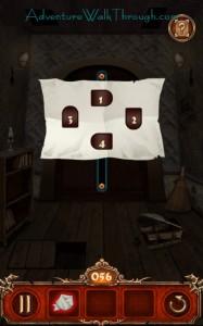 Escape Action Level 56 Clue