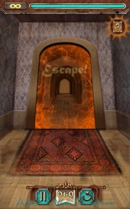 Escape Action Level 60 Escaped