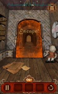 Escape Action Level 61 Escaped