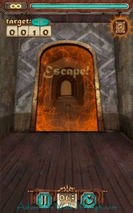 Escape Action Level 65 Escaped