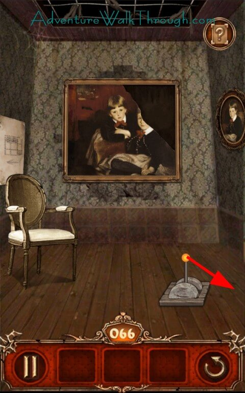 Room Escape Game Switch Hints