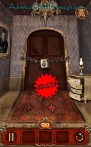 Escape Action Level12 Key1