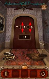 Escape Action Level13 Math1