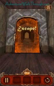 Escape Action Level14 Puzzle3
