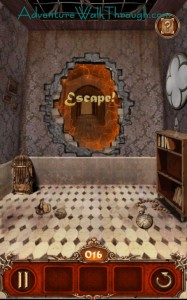 Escape Action Level16 Scale3
