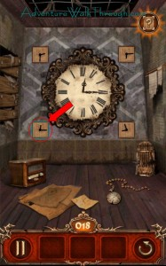Escape Action Level18 Clock1